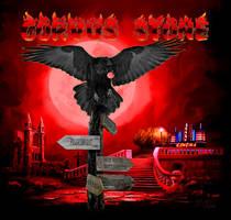 Corvus Stone CD Album Cover Front