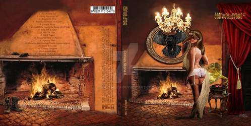 Corvus Stone II Album CD Back And Front Cover