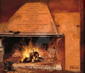 CORVUS STONE II Album back cover artwork