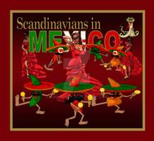 Scandinavians in Mexico song artwork Corvus Stone