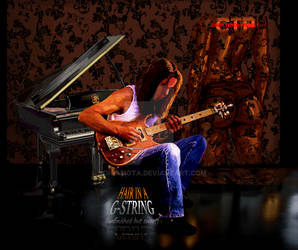 Colin Tench Project Album Hair In A G String