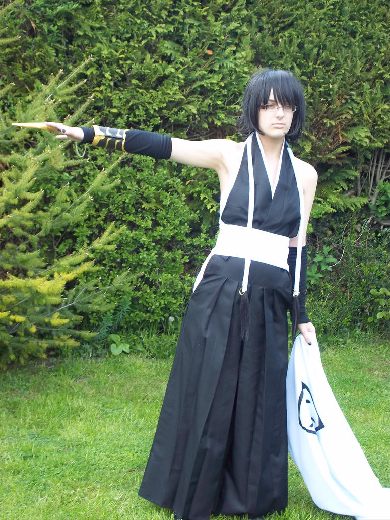 Soi fon cosplay by ama ninja on deviantart for What is the soi
