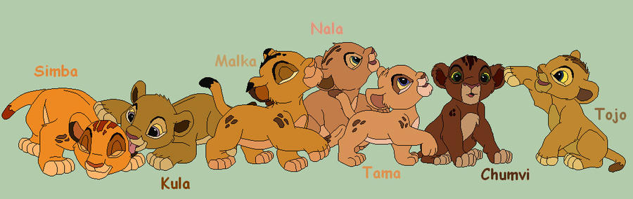 P.O The Lion King Best_of_friends_babies__by_neema_lion-d5c1yd5