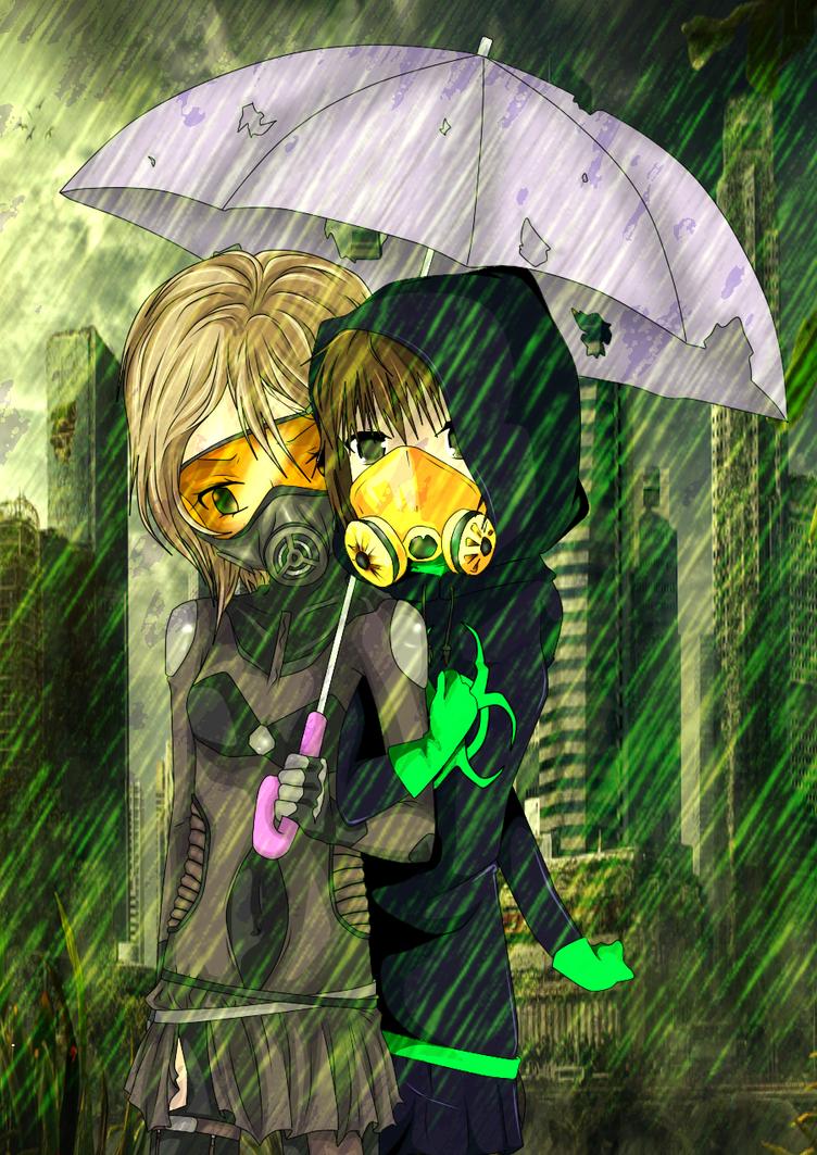 Poison Rain by PattixKakashi