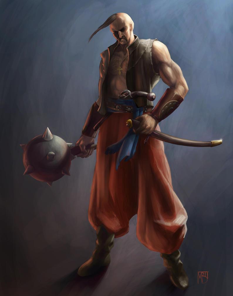 Cossack by LynxMB