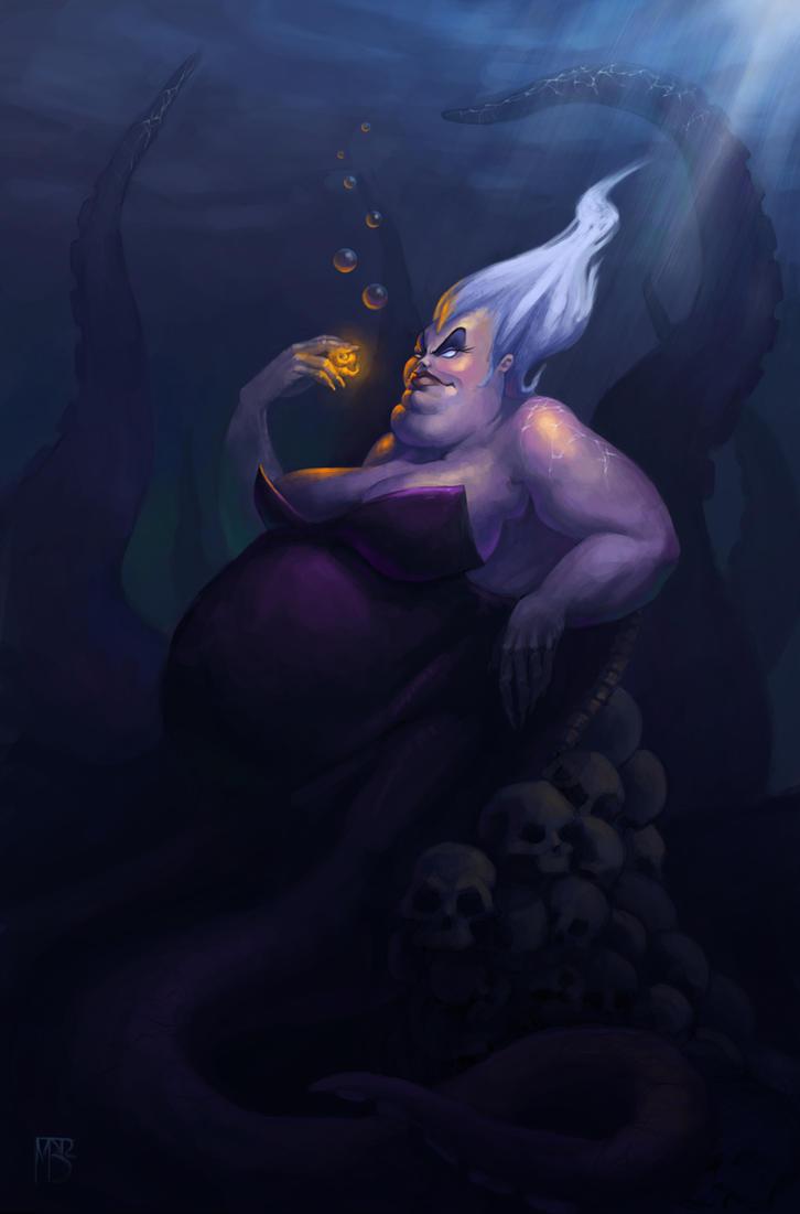 Ursula by LynxMB