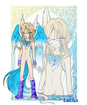Ref.: Lucius The Angel