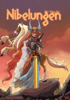 Der Ring Des Nibelungen : Brunhilde and Grane