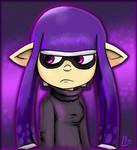 Splatoon : Gloomy Inkling
