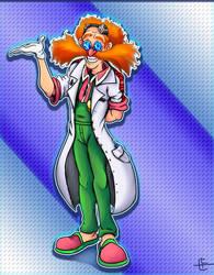 Doctor Ovi Kintobor the Tinker Man by EggmanFan91