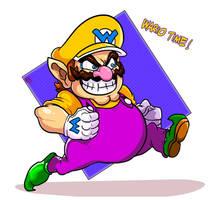 Super Mario : Wario Time ! by EggmanFan91
