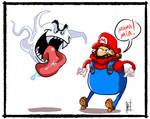 Luigi's Mansion Redesigned : Mario and Boo