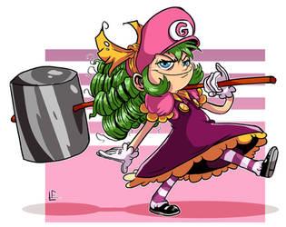 I Hate Mushroom Kingdom by EggmanFan91