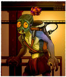 Oddworld Soulstorm : Abe is Back !