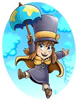 A Hat in Time : Hat Kid