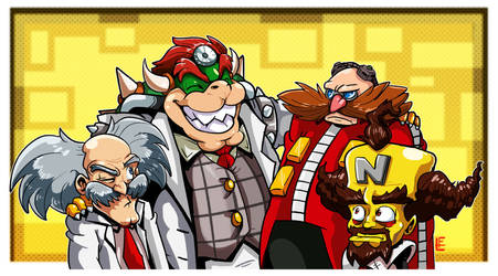 Dr Mario World : He's a Doctor now by EggmanFan91