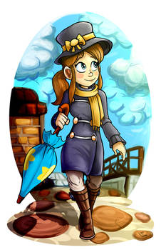 A Hat in Time : Hat Lady
