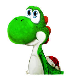 Super Mario : Yoshi