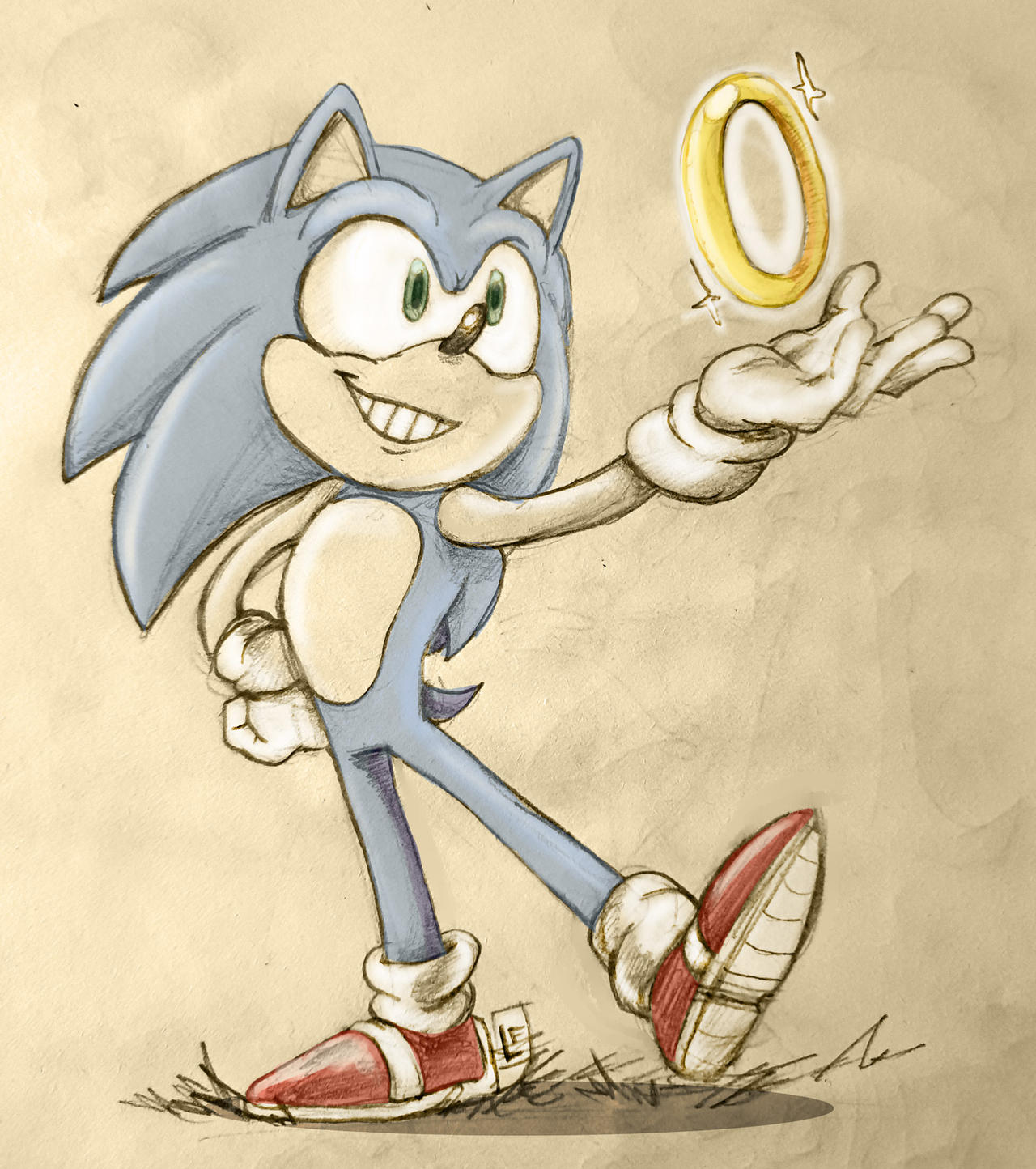 Sonic The Hedgehog A Ring To Rule Them All By Eggmanfan91 On Deviantart