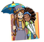 A Hat in Time : Hat Lady and Bow Damsel