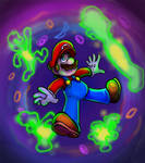 Mario and Luigi : Luigi's Subconscious
