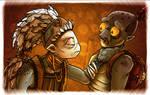 Oddworld Soulstorm : Meeting the shaman