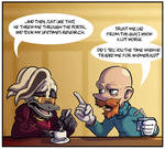 Sonic IDW : Former Lackey meeting
