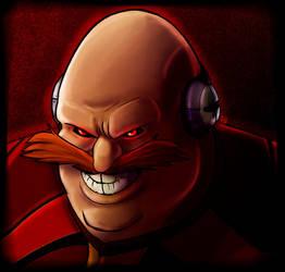 Sonic the Hedgehog : Doctor J. Robotnik