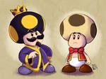 From Sketchbook : King Mushroom
