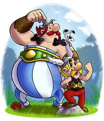 Asterix and Obelix XXL : Romastered