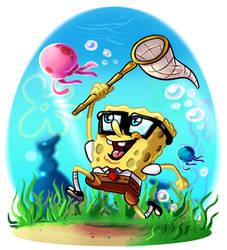 Spongebob : Jellyfish Field