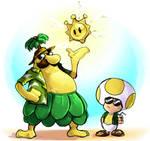 From Sketchbook : Sunshine