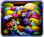 A Hat in Time : Pillow Fight