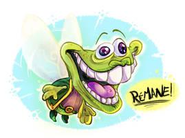 Rayman : Murfy in all his splendor