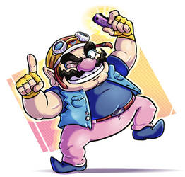 WarioWare : On the Switch