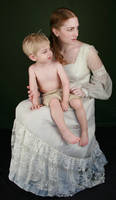 Mother and Son VII