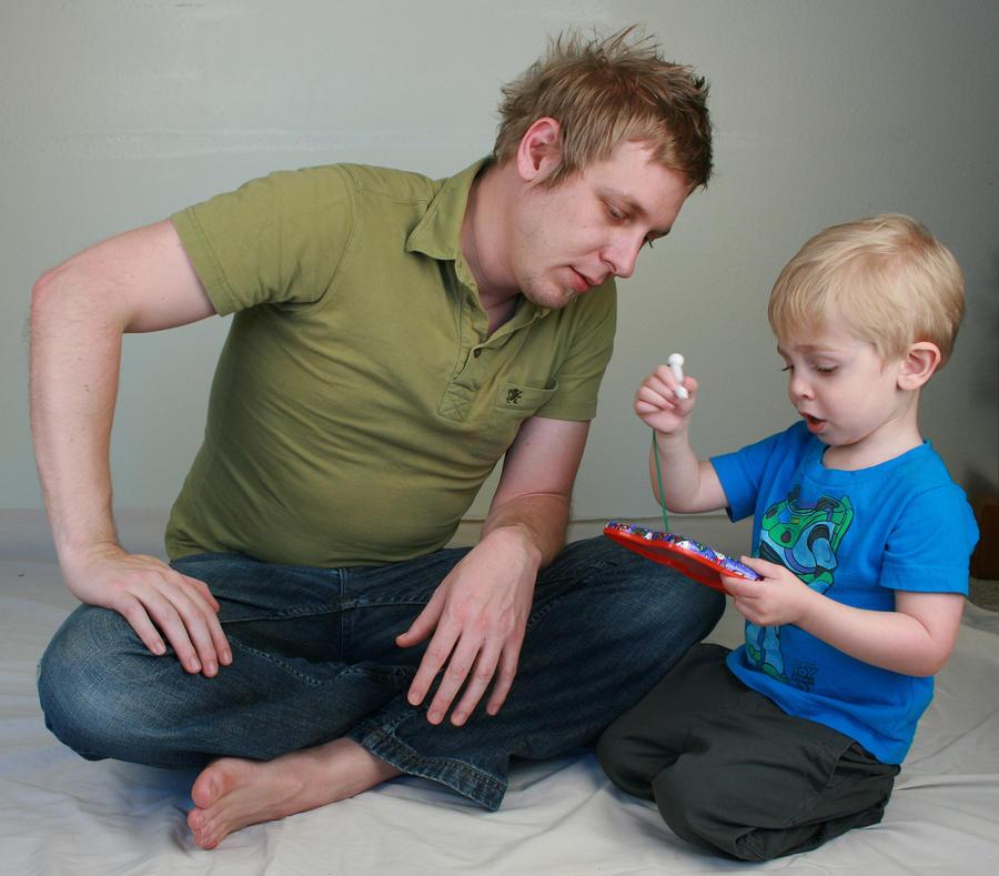 Un médecin parle davantage à son enfant qu'un ouvrier