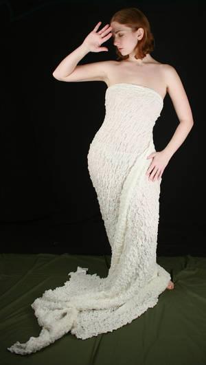 Woman in White III