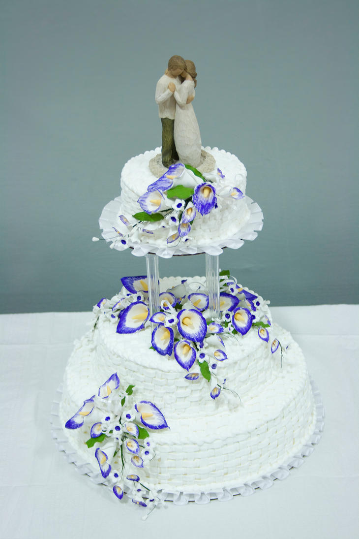 Buy Wedding Cake Flowers Online