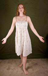 Woman Standing III