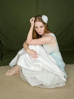 Princess in Blue I