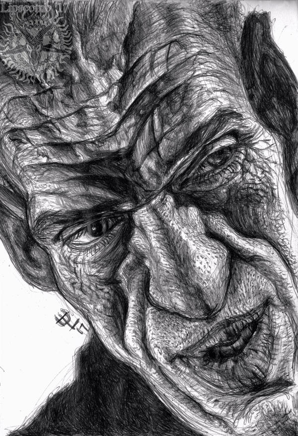 Rondo Hatton study by TheDaveL
