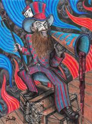 Citizen Valefar, The Carnival Barker by TheDaveL