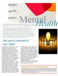 Mental Health Newsletter