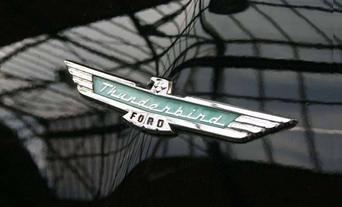 Ford Thunderbird by philipkurz