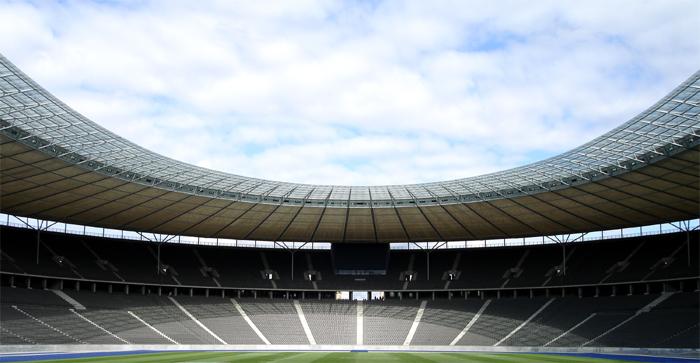 Olypmpiastadion Berlin by philipkurz