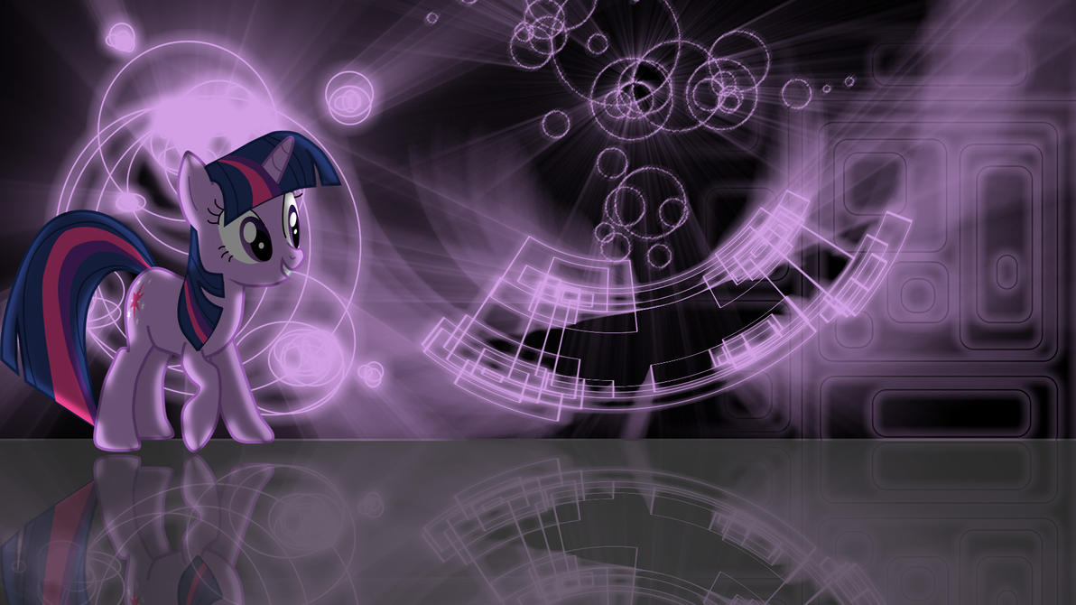 Twilight's New Spell by bdiddy20128
