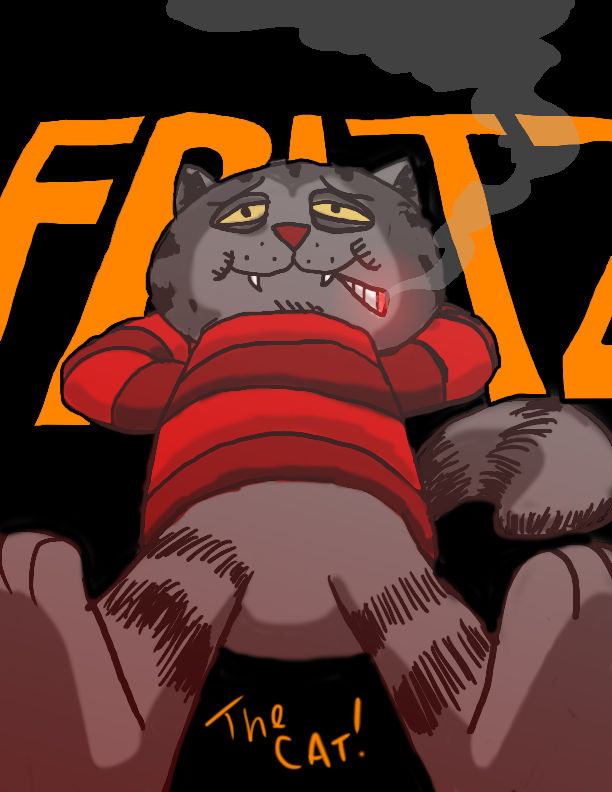 Fritz The Cat By Thelastmagician On Deviantart