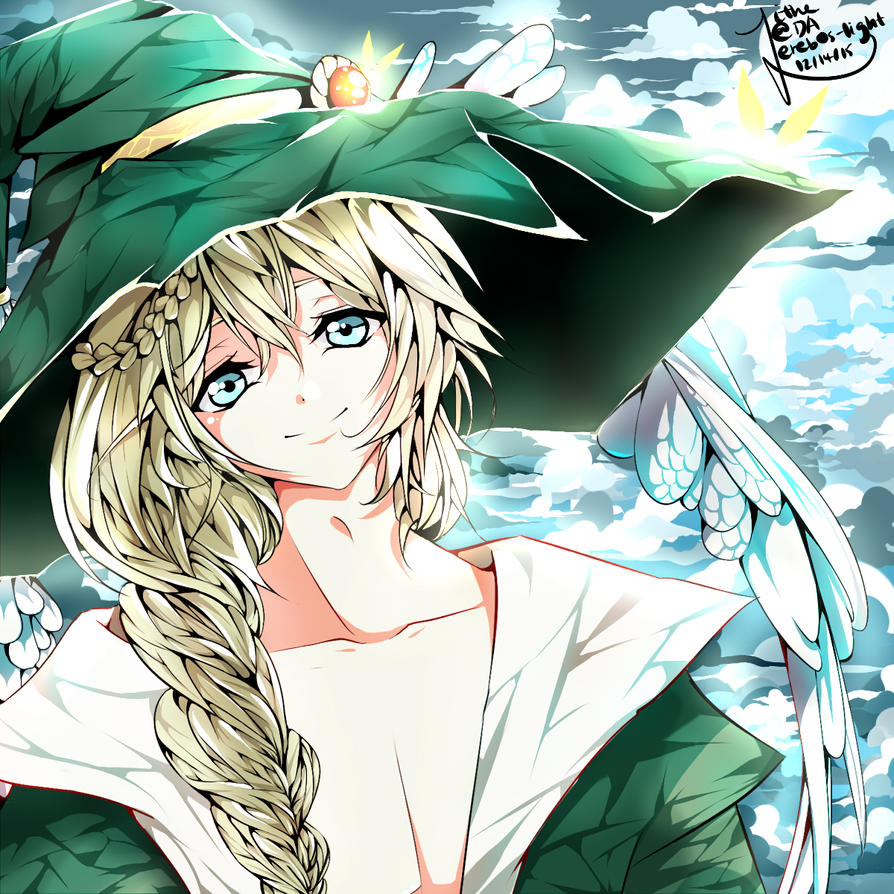YUNAN Magi The Labyrinth Of Magic By Erebos Light