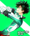 'DETROIT SMASHHH!!!!!!' DEKU- My Hero Academia